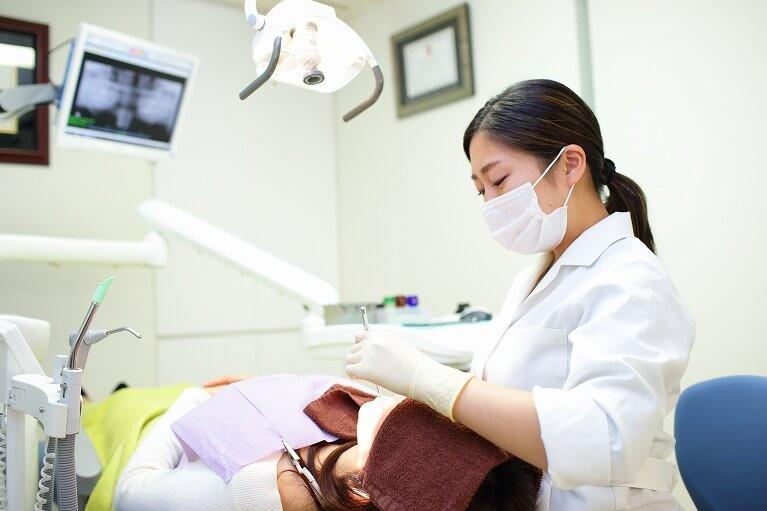できる限り歯を削らない、むし歯治療